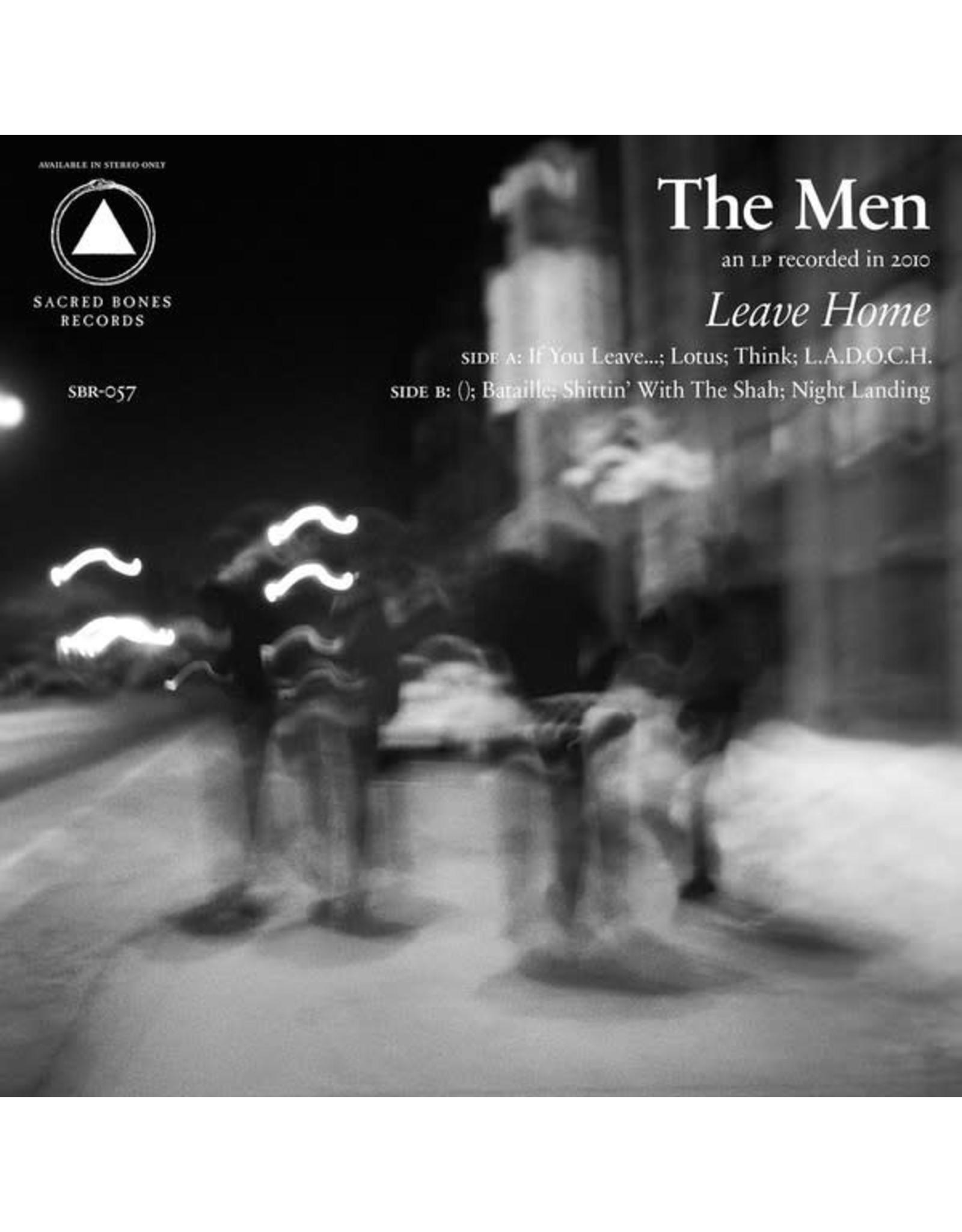 New Vinyl The Men - Leave Home (10th Anniversary, White) LP