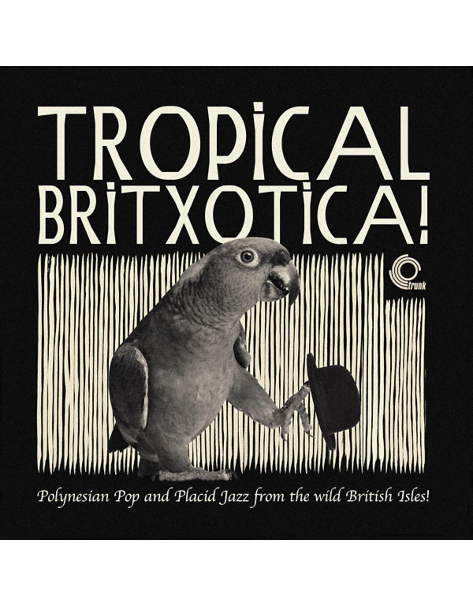 New Vinyl Various - Tropical Britxotica! LP