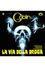 New Vinyl Goblin - La Via Della Droga OST (Clear) LP