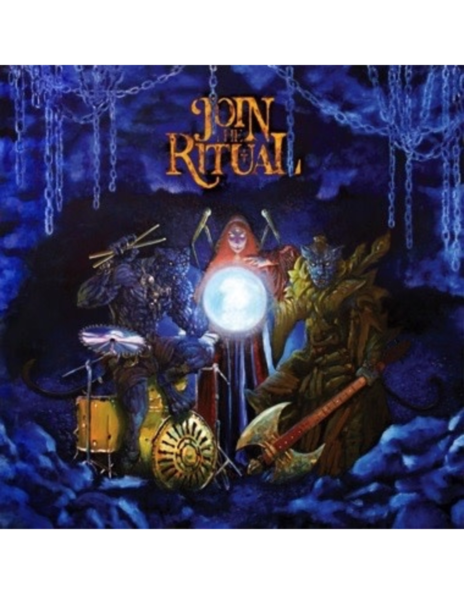 New Vinyl Various - Join The Ritual (Glowing Orb) LP