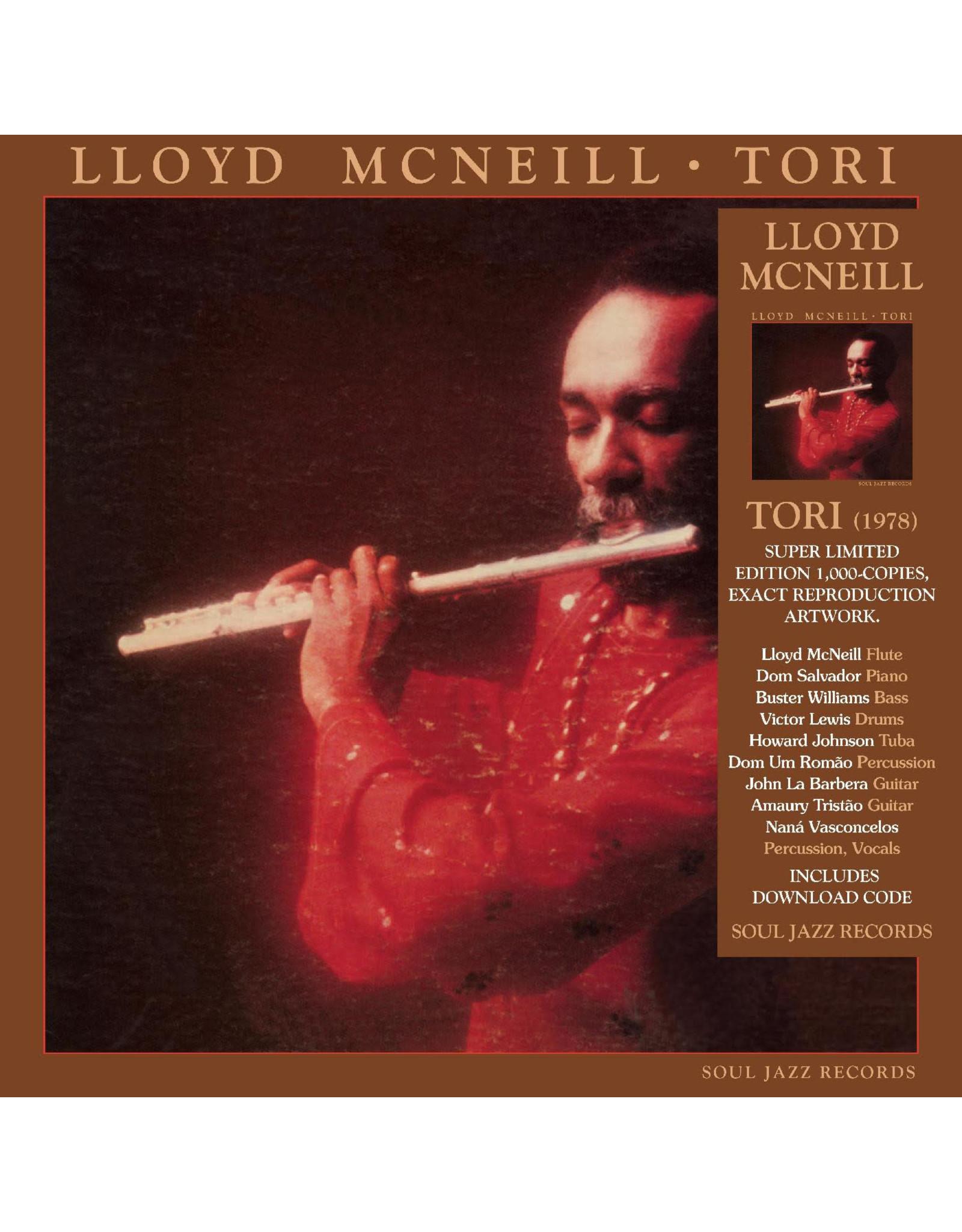 New Vinyl Lloyd McNeill - Tori LP