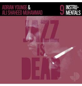 New Vinyl Adrian Younge & Ali Shaheed Muhammad - Instrumentals (JID009) 2LP