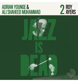 New Vinyl Ali Shaheed Muhammad &  Adrian Younge Present: Roy Ayers - JID002 LP