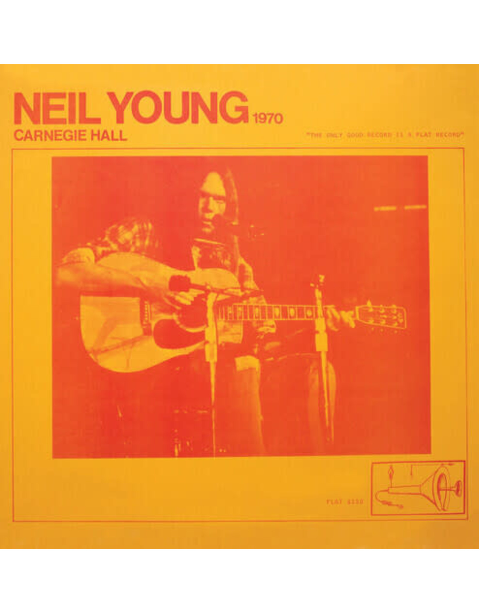 New Vinyl Neil Young - Carnegie Hall 1970 2LP