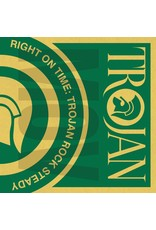 New Vinyl Various - Right On Time: Trojan Rock Steady (Colored) 2LP