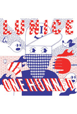"""New Vinyl Lunice - One Hunned EP (IEX, Colored) 12"""""""