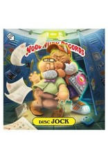 "New Vinyl DJ Woody - Disc Jock (Translucent Magenta) 7"""