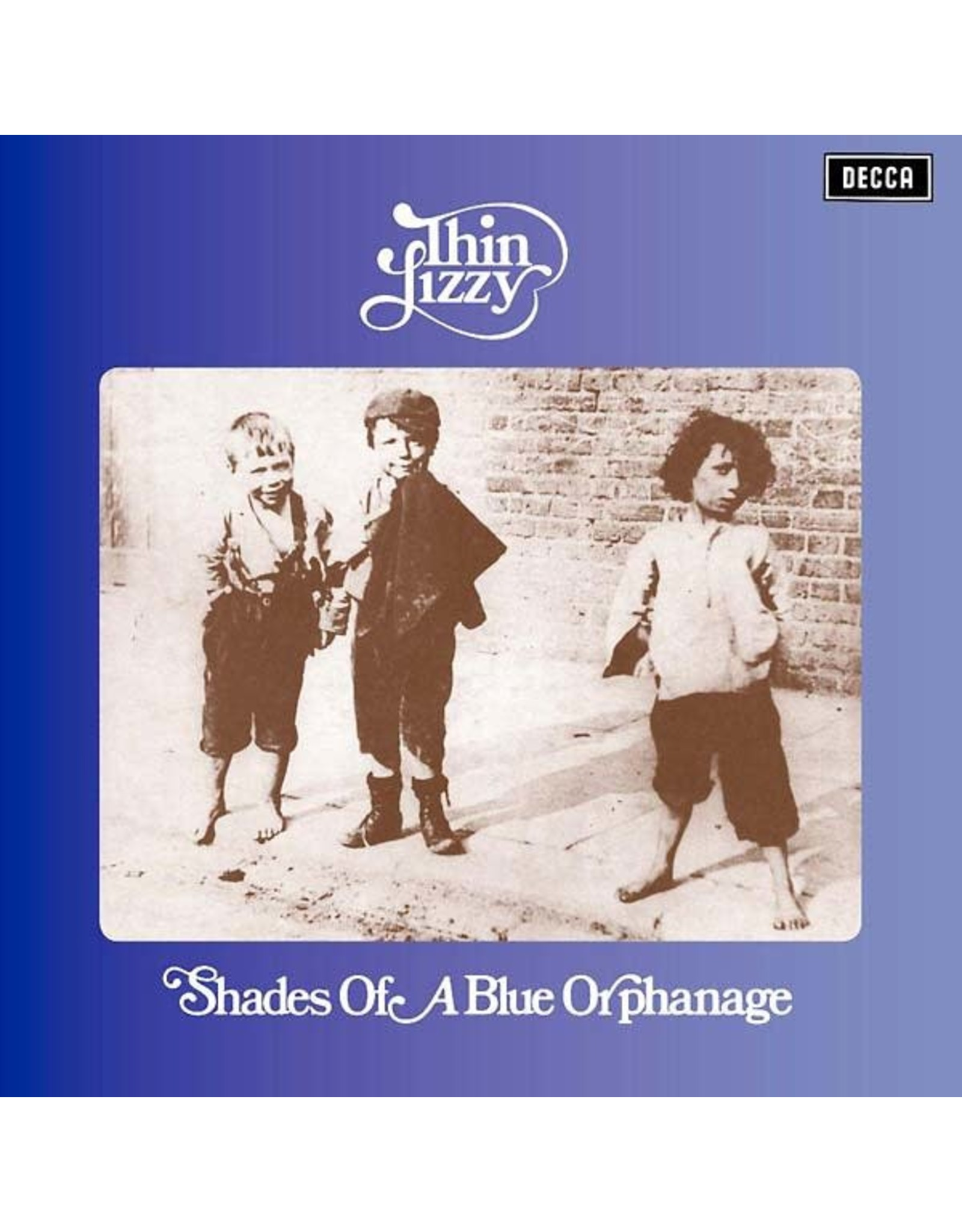 New Vinyl Thin Lizzy - Shades Of A Blue Orphanage LP