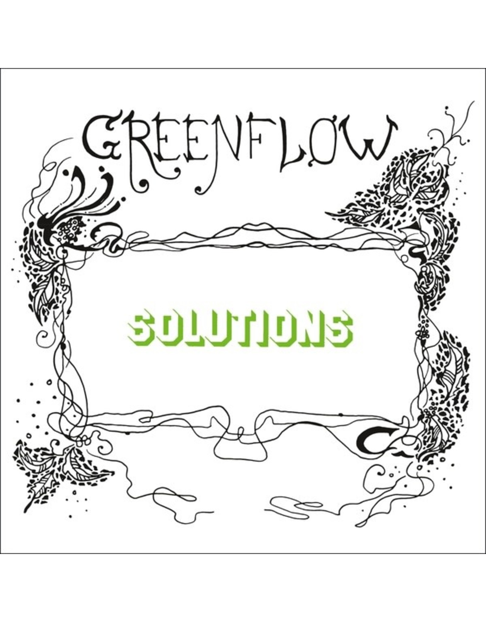 New Vinyl Greenflow - Solutions [Germany Import] LP