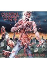 New Vinyl Cannibal Corpse - Eaten Back To Life (Clear/Splatter) LP