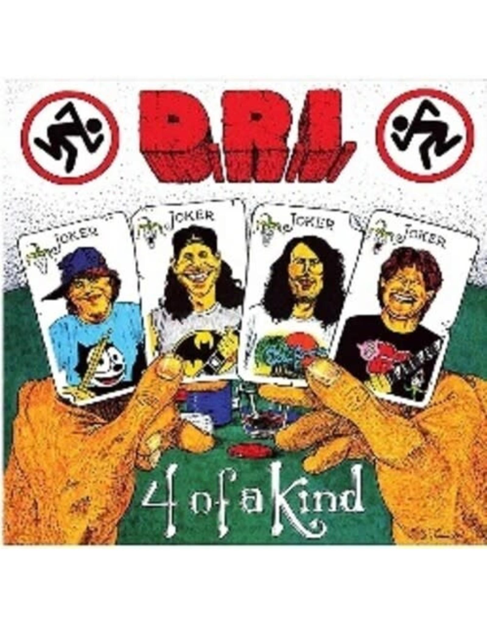 New Vinyl D.R.I. - Four Of A Kind LP