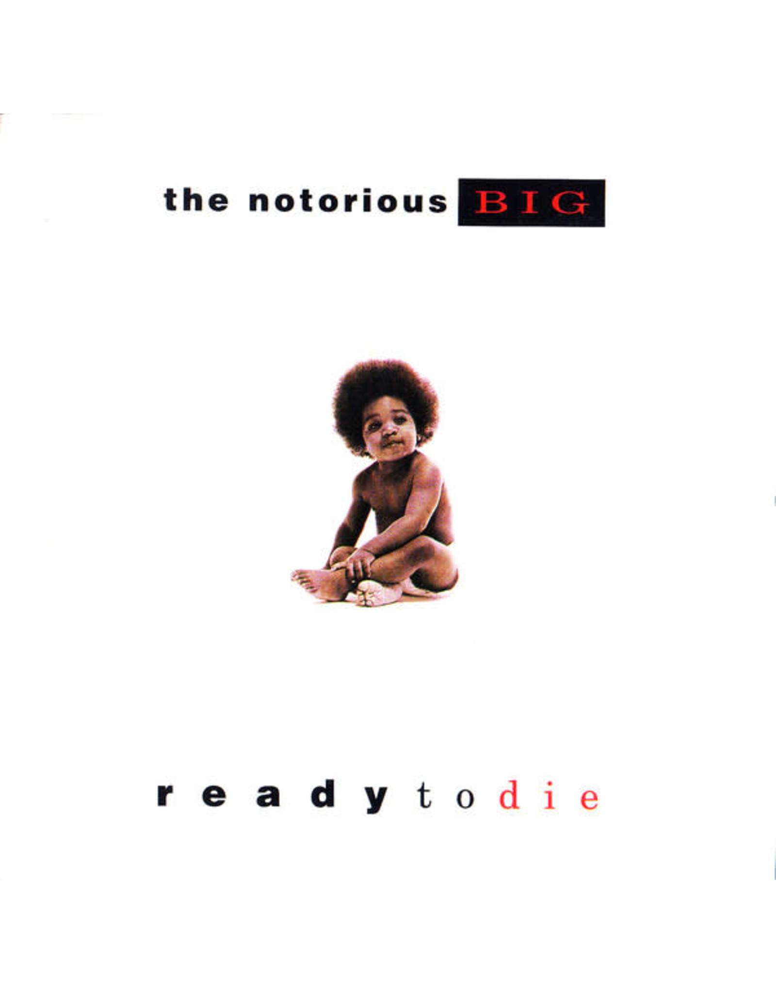 New Vinyl Notorious B.I.G. - Ready To Die 2LP