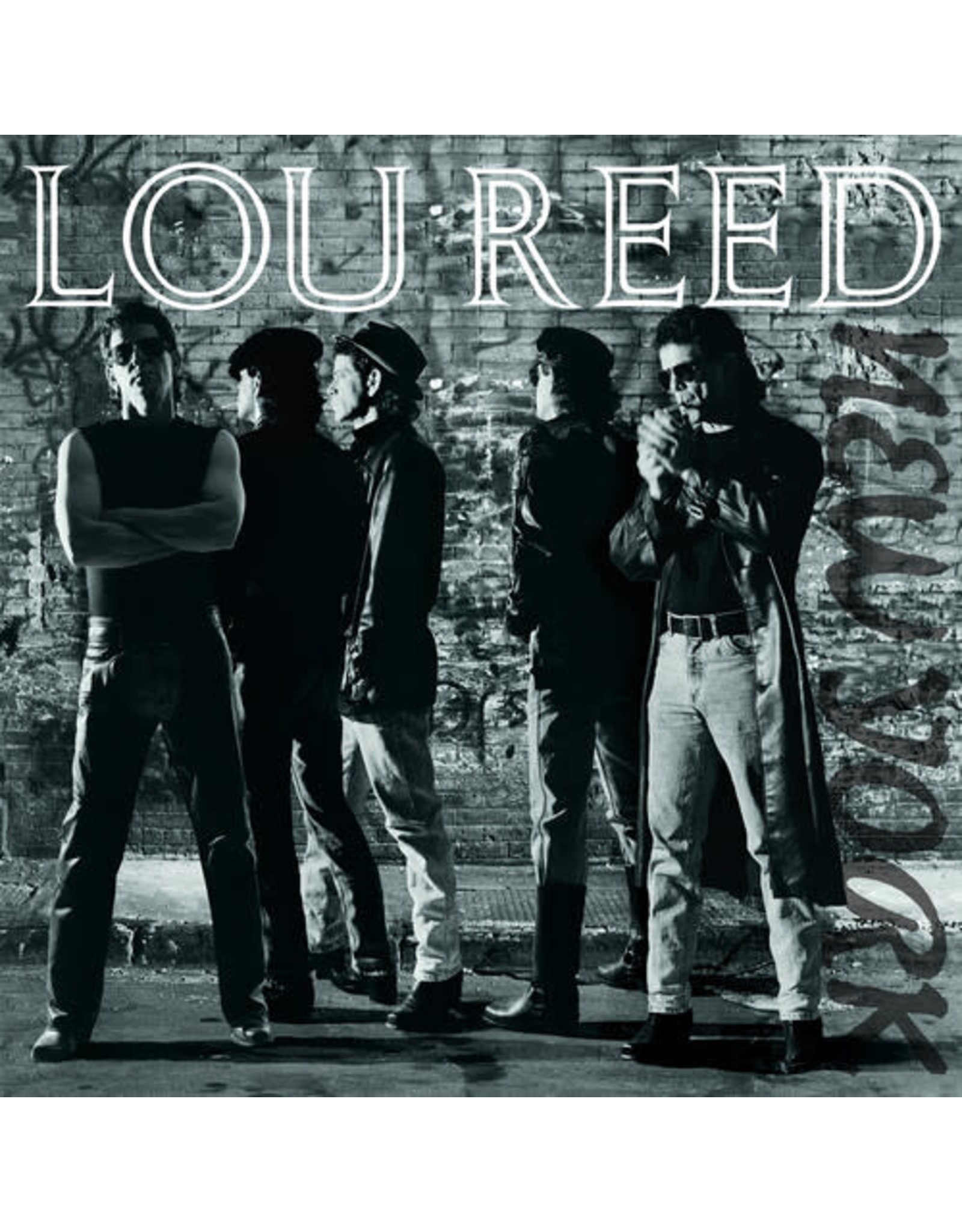 New Vinyl Lou Reed - New York (Clear) 2LP