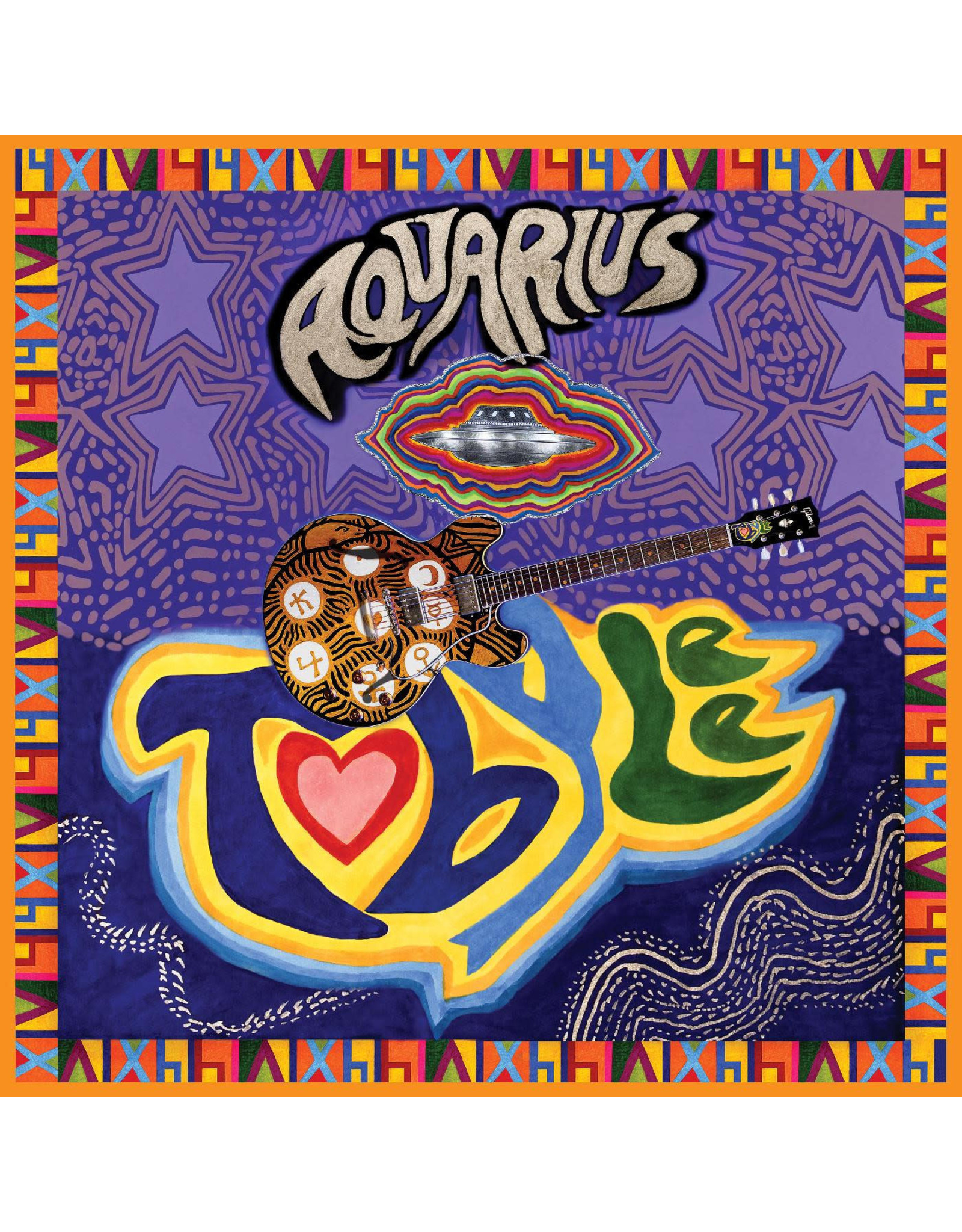 New Vinyl Toby Lee - Aquarius LP