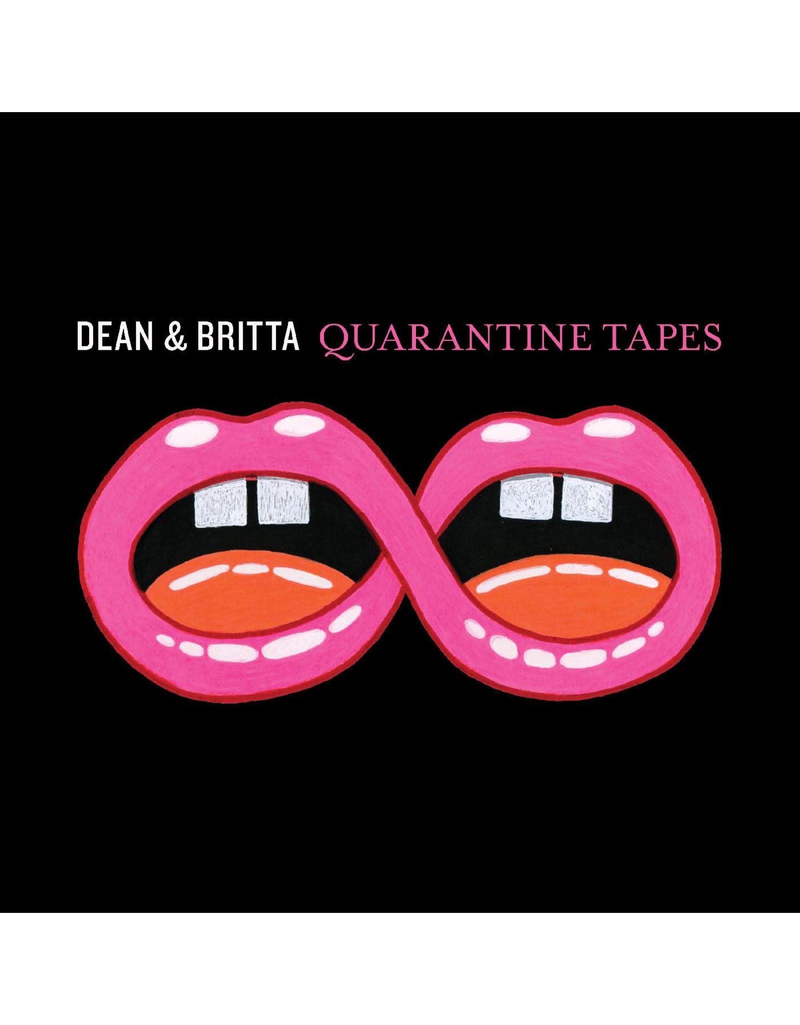 New Vinyl Dean & Britta - Quarantine Tapes LP