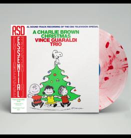 New Vinyl Vince Guaraldi Trio - A Charlie Brown Christmas (RSD Essentials, Peppermint) LP