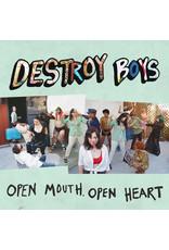 New Vinyl Destroy Boys - Open Mouth, Open Heart (IEX, Colored) LP