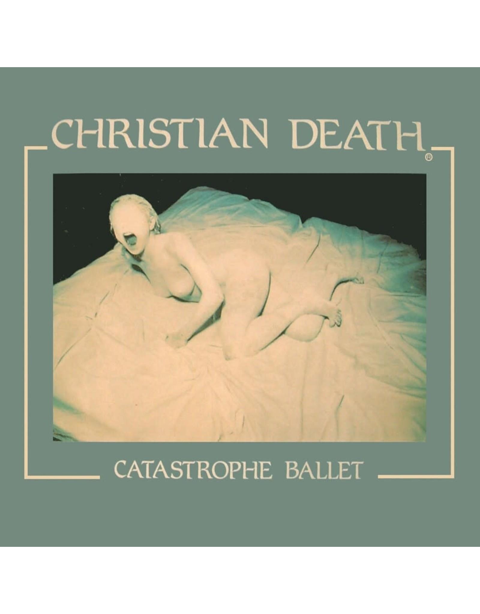 New Vinyl Christian Death - Catastrophe Ballet (Coke Bottle Green) LP