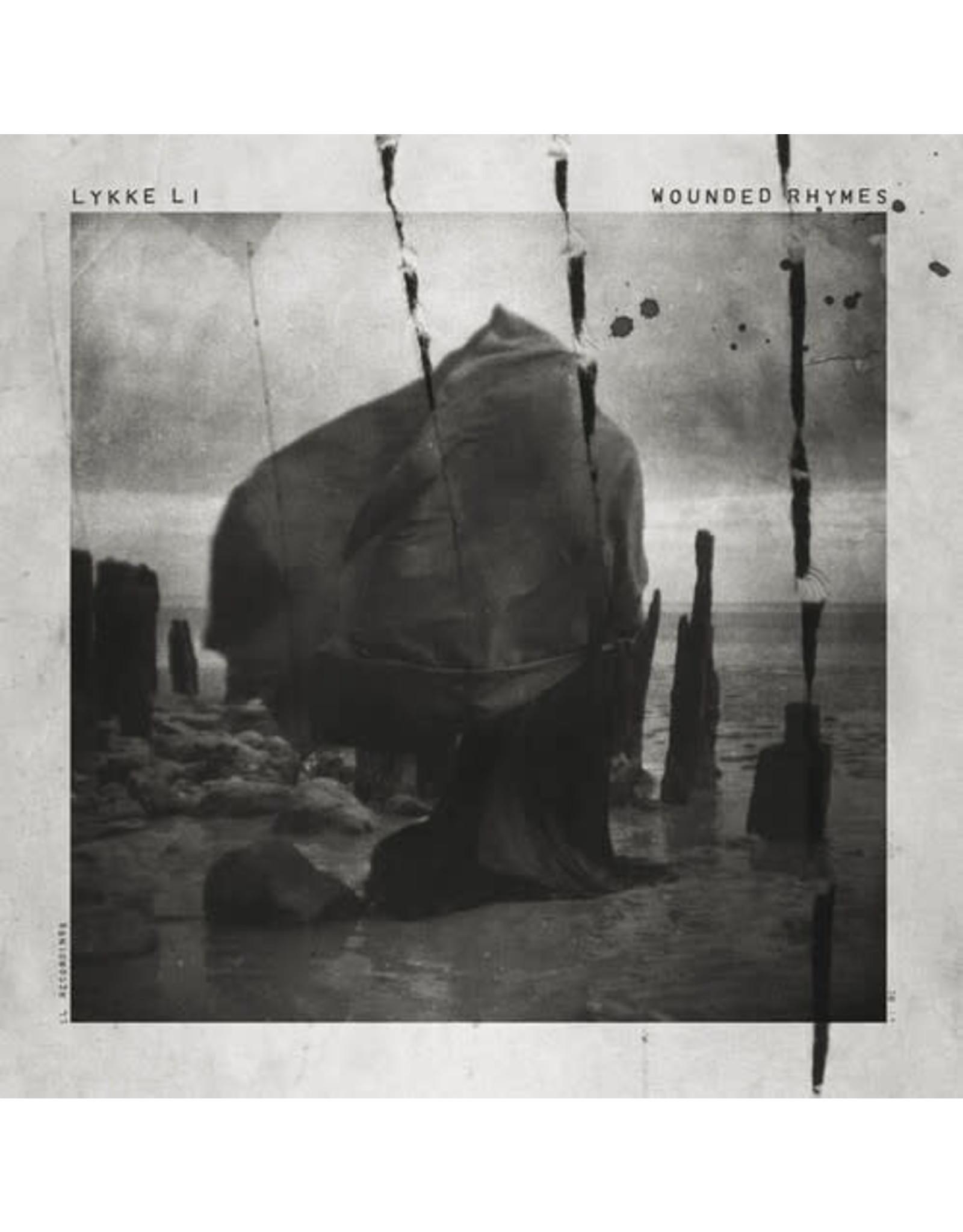 New Vinyl Lykke Li - Wounded Rhymes (10th Anniversary Ed., 180g) 2LP