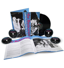 New Vinyl The Replacements - Sorry Ma, Forgot To Take Out The Trash LP+4CD Box