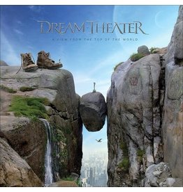 New Vinyl Dream Theater - View From The Top Of The World 3LP