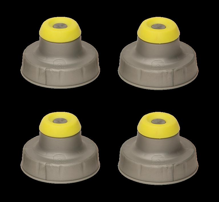 Push-Pull Caps (4)