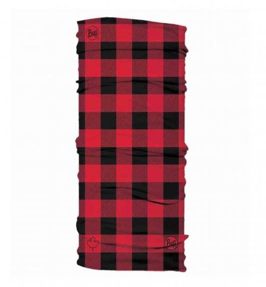 Buff Original - Red Plaid