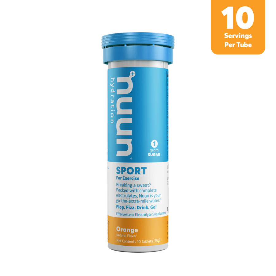 Nuun Sport - Orange