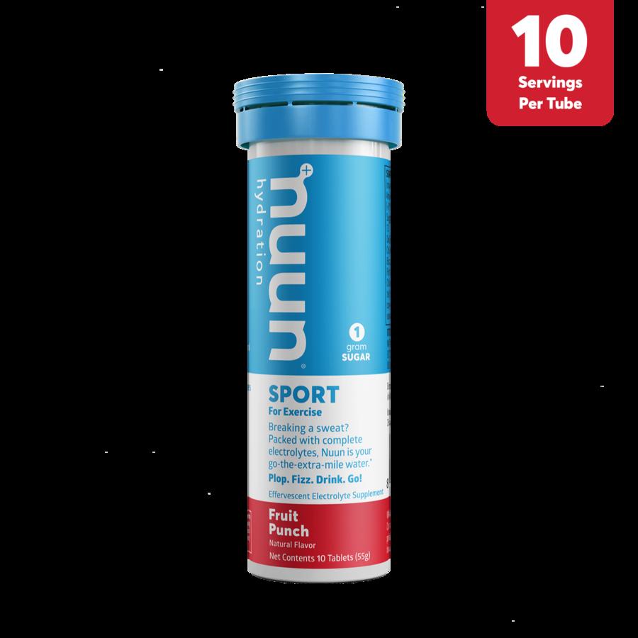 Nuun Sport - Fruit Punch