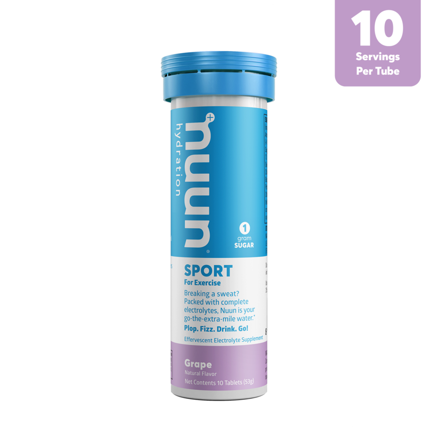 Nuun Sport - Grape