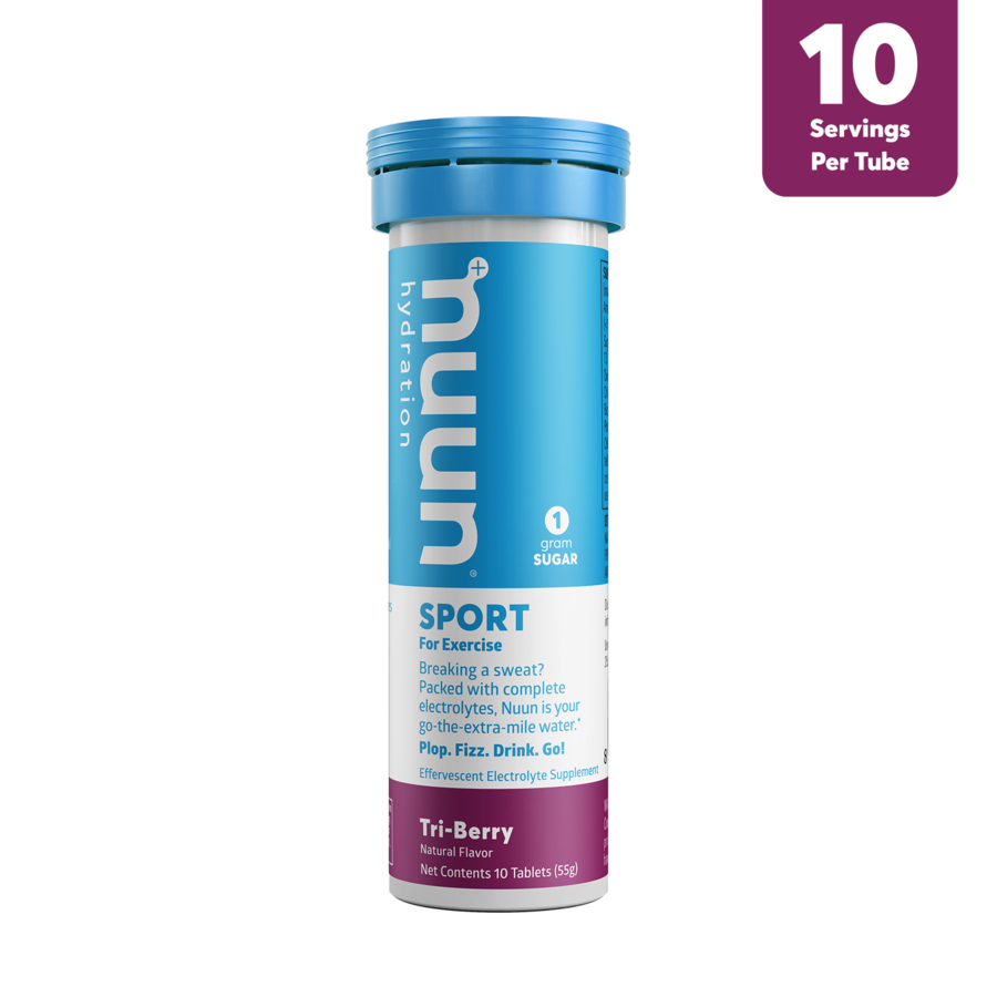 Nuun Sport - TriBerry