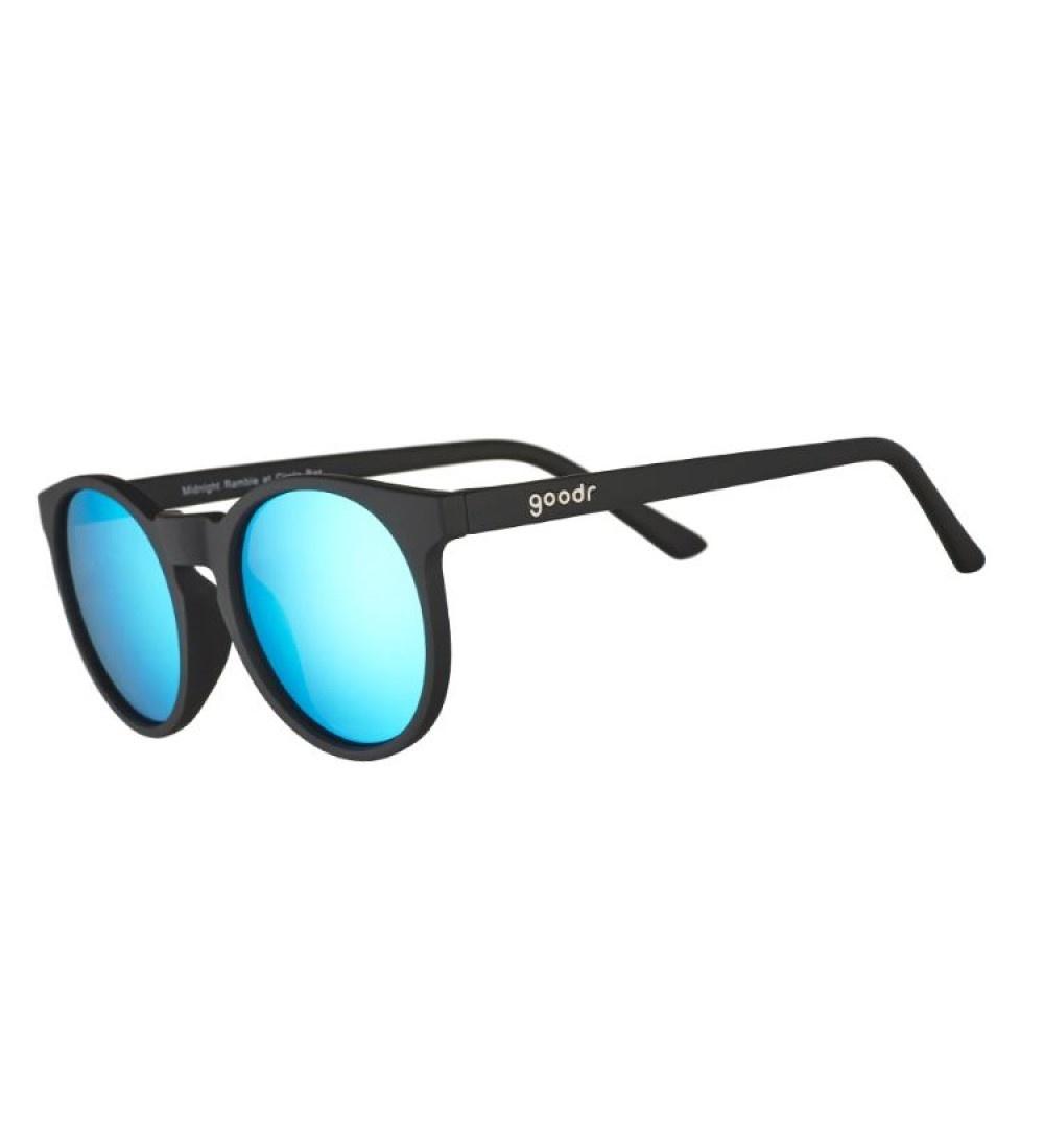 Circle G Goodr Running Sunglasses - Midnight Ramble at Circle Bar