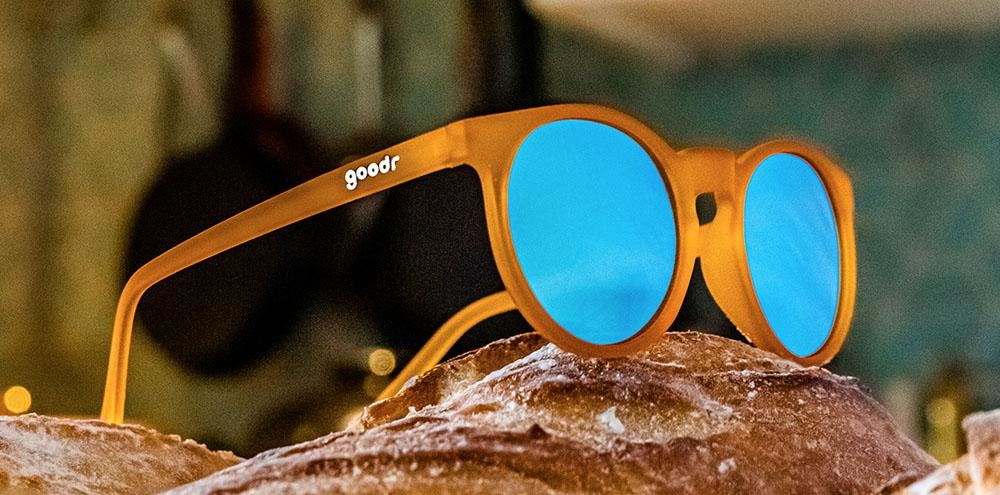Circle G Goodr Running Sunglasses - Freshly Baked Man Buns