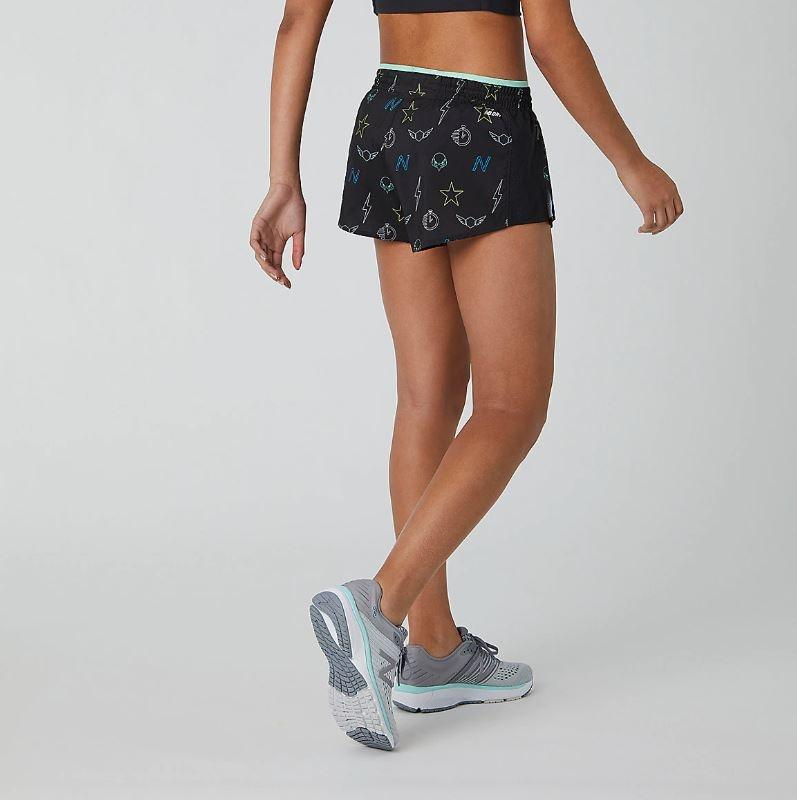New Balance Women's Fast Flight Split Shorts