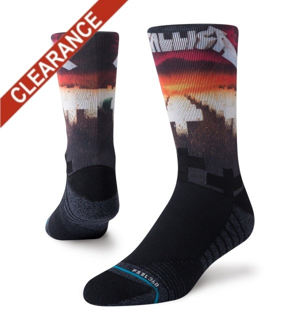Metallica X Stance Training Master of Puppets Crew