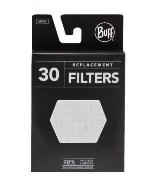 Buff Replacement Filters - 30 pack