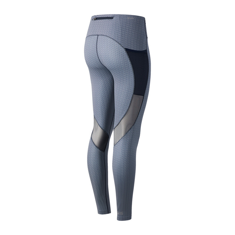 New Balance Women's Printed Impact Run Tight