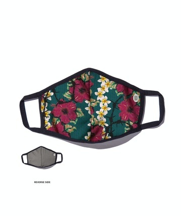 Stance Face Mask - Barrier Reef