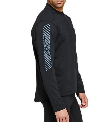 Asics Men's Icon L/S 1/2 Zip