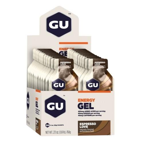 Gu Gel Case (24) - Espresso Love