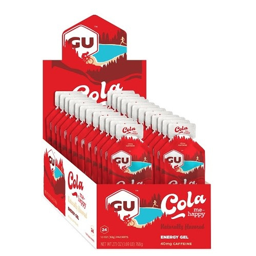 Gu Gel Case (24) - Cola Me Happy