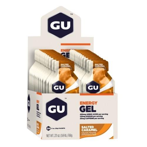 Gu Gel Case (24) - Salted Caramel