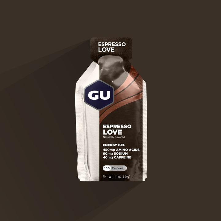 Gu Gel 6-Pack - Espresso Love