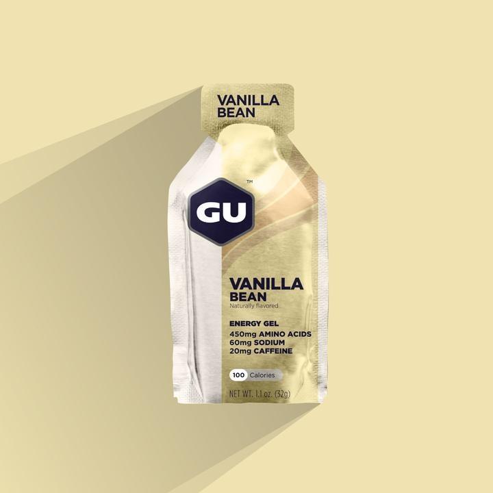 Gu Gel 6-Pack - Vanilla Bean