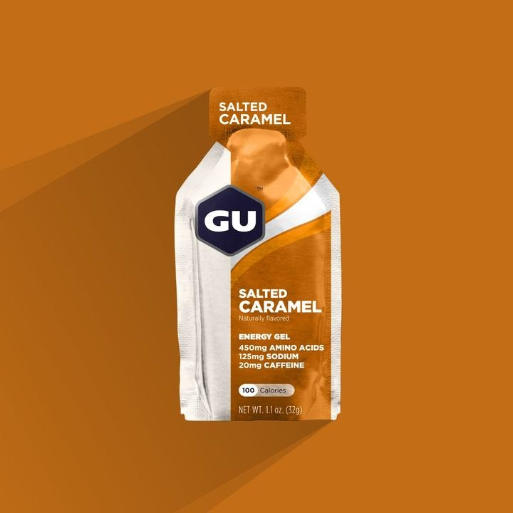 Gu Gel 6-Pack - Salted Caramel