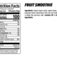 Honey Stinger Gel Case (24) - Fruit Smoothie