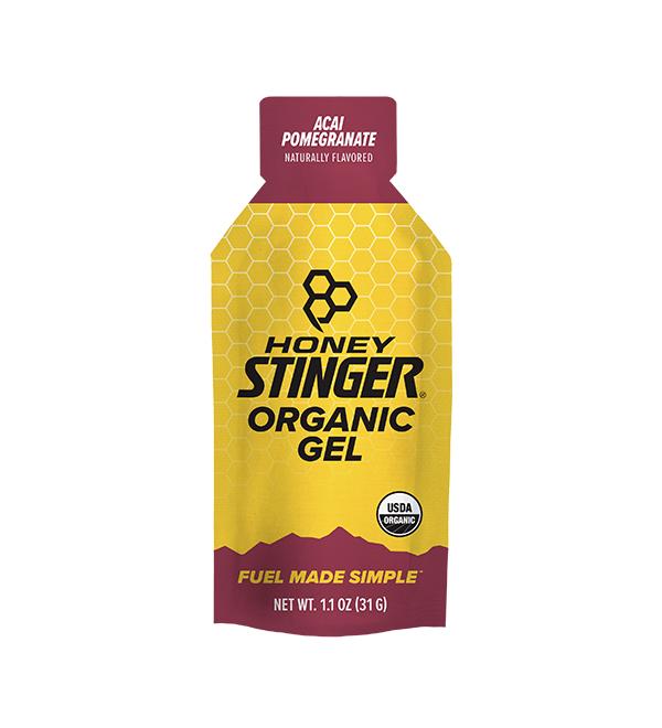 Honey Stinger Gel 6-Pack - Acai & Pomegranate