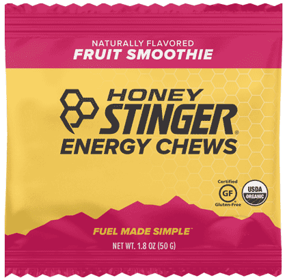 Honey Stinger Energy Chews 4-Pack - Fruit Smoothie
