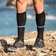 Compressport Compression Run Full Socks - Black