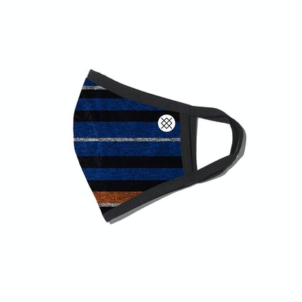 Stance Face Mask - Pivot Blue